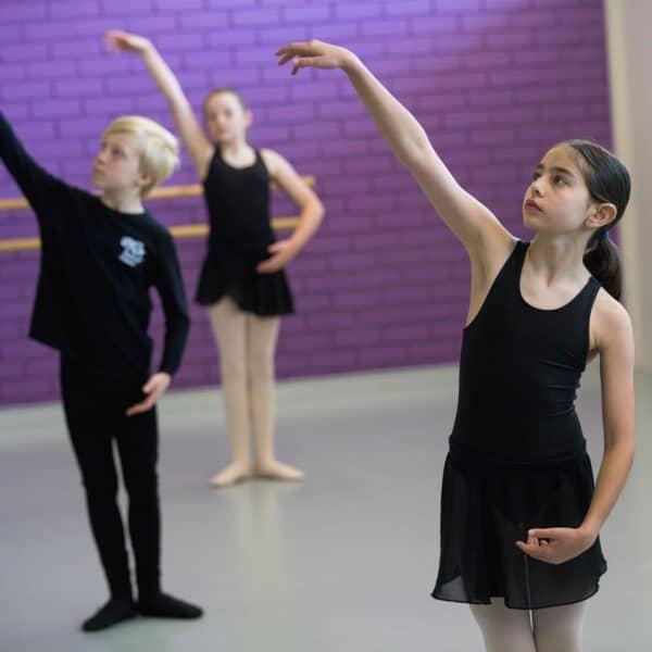 Dance Holiday Programs